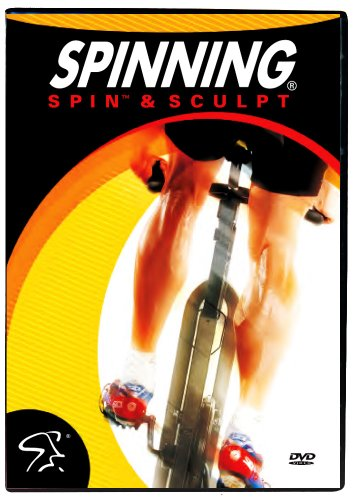 Spinning Spin and Sculpt DVD from Spinning
