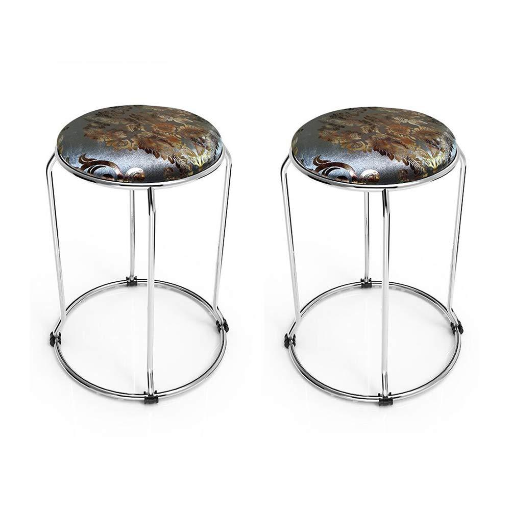 WYYY silla de Oficina Taburetes De La Pila Asiento Acolchado ...