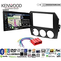 Volunteer Audio Kenwood Excelon DNX694S Double Din Radio Install Kit with GPS Navigation System Android Auto Apple CarPlay Fits 2006-2008 Mazda MX-5