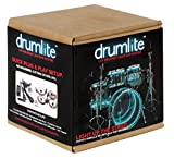 Drumlite DLK1D Dual LED Banded Lighting Kit for Drums