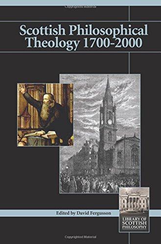 Scottish Philosophical Theology (Library of Scottish Philosophy)
