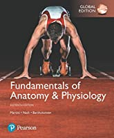 Fundamentals of Anatomy & Physiology, Global Edition, 11th Edition Front Cover