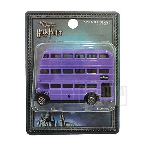 Tomica TOMY Harry Potter Knight bus KNIGHT BUS Universal Studios Japan limited Harry Potter blister pack