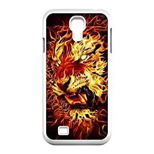 DIY phone case Beast On Fire cover case For Samsung Galaxy S4 I9500 AS1G7749017