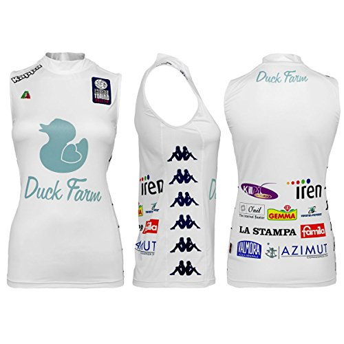 Camisa gioco - Kombat Lady Volley 2012 Chieri White