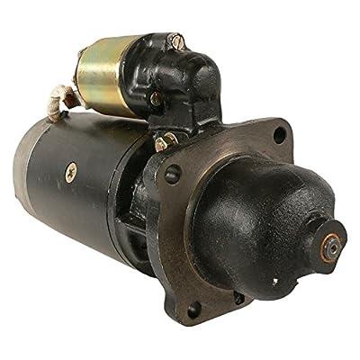 DB Electrical SBO0005 New Starter For Fuchs,Iveco,Marine 24 Volt, F3L911, 118M Excavator W F6L912 Deutz 1975-1986, Khd With F3L911 F6L911 F4L911 F3L912 01173241-9 1173241 BSR913X IS0491 MS386 4-6956: Automotive