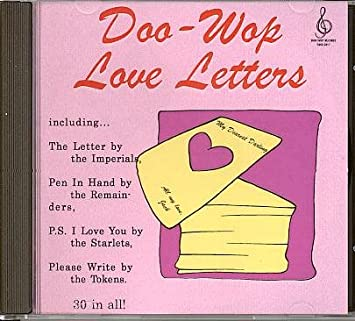 Various Doo Wop Artists - Doo-Wop Love Letters - Amazon com