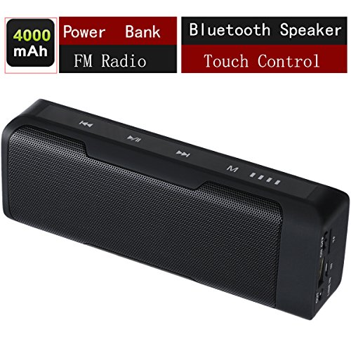 Portable Wireless bluetooth Speaker Power
