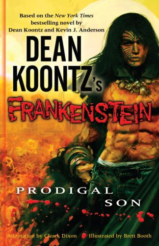 Book cover for Frankenstein: Prodigal Son