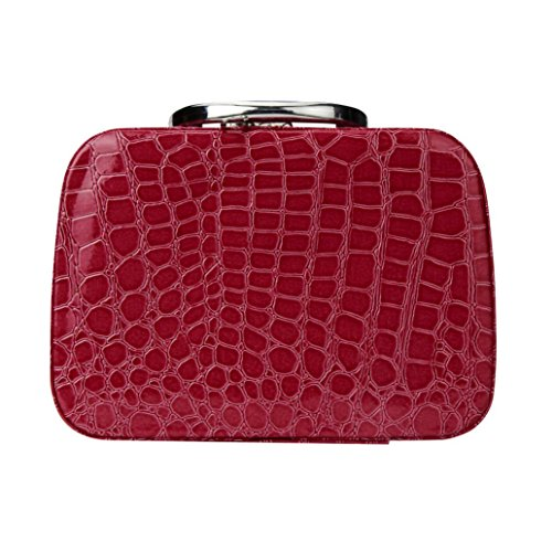 Cosmetic Bag,Baomabao Makeup Jewelry Storage Bag Case Box Le