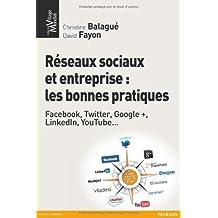 Reseaux sociaux et entreprise