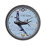 CafePress - F-86 Sabre Wall Clock - Unique Review and Comparison