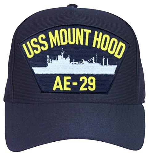 (MilitaryBest USS Mount Hood AE-29 Ships Ball)