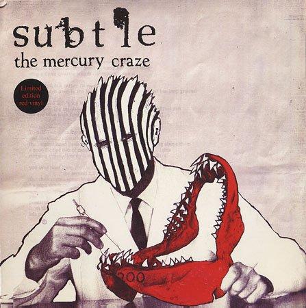Vinilo : Subtle - The Mercury Craze (Extended Play)