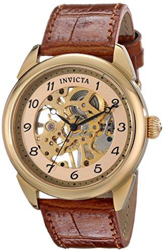 Mens Specialty Brown Dial - Invicta Men's 17188SYB