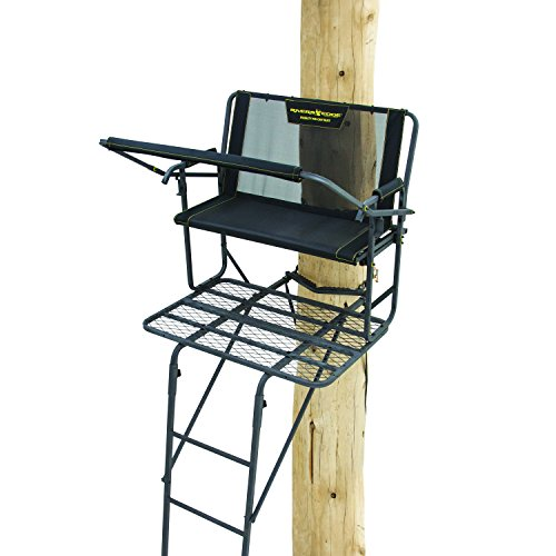 Rivers Edge RE642 SYCT 2-Man Ladder (2 Man Ladder Treestand)