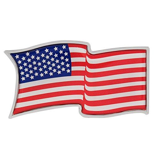 Pilot Automotive Pilot IP-3022 American Flag Emblem ()