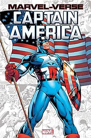 Marvel-Verse: Captain America (English Edition)