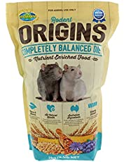 Rodent Origins Complete Diet Pet Food 2kg Premium Quality Designed by Vets