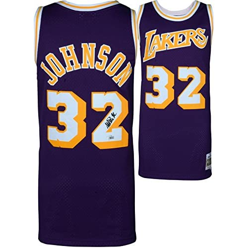 3263cec7fe77 ... magic johnson hardwood classic jersey