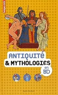Antiquité & mythologies en BD par Sophie Crépon