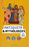 Antiquité & mythologies en BD par Crépon