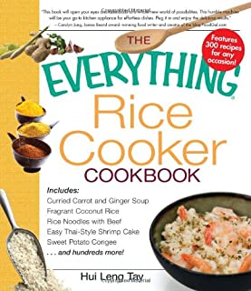 The Everything Rice Cooker Cookbook (1440502331) | Amazon price tracker / tracking, Amazon price history charts, Amazon price watches, Amazon price drop alerts