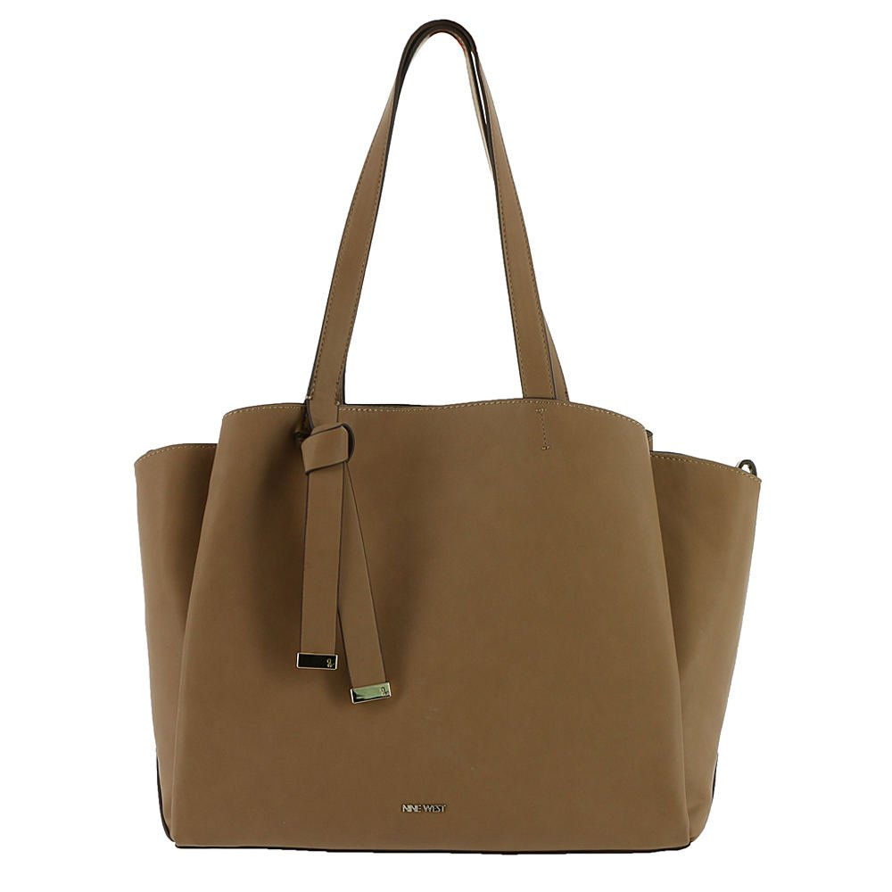 Nine West Gaya Tote Wheat/Platino/Dark Natural 60458801
