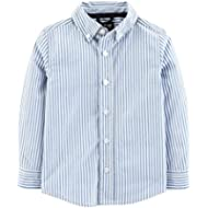 OshKosh B'Gosh Boys' Button-Front Shirt