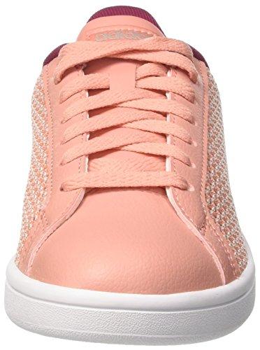 F17 Pink Advantage EU 30 F17 Cl F17 Laufschuhe Trace W Cf Trace Schwarz Ruby Damen Mystery adidas Pink Mehrfarbig 5 HBECRZqFg