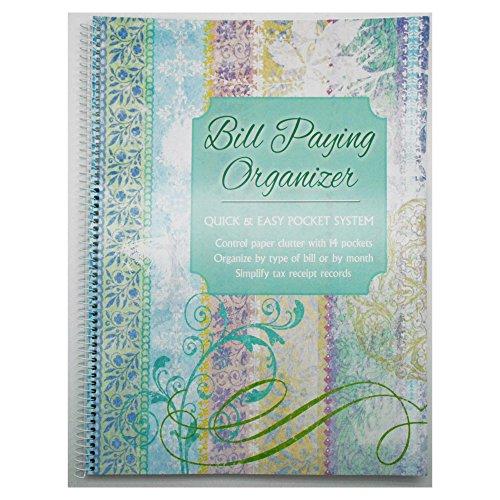 monthly budget organizer - 4