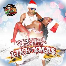 Amazon.com: Like Xmas (Raw): Vybz Kartel featuring Sheba: MP3 Downloads