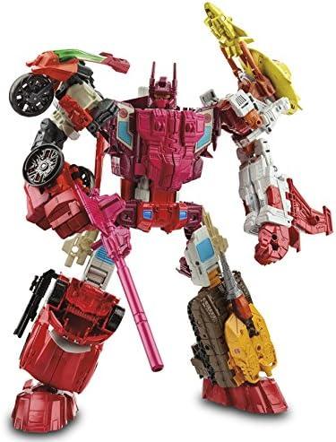 Hasbro Transformers Combiner Wars Technobots 6 PC Computron
