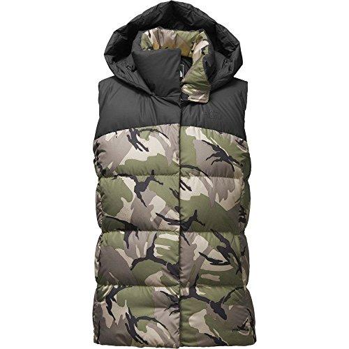 中国スラッシュトラック(The North Face) The North Face レディース トップス ベスト?ジレ Novelty Nuptse Down Vest [並行輸入品]