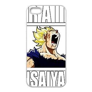 JIUJIU Cartoon Train Insaiyan Cell Phone Case for iPhone iphone 5c
