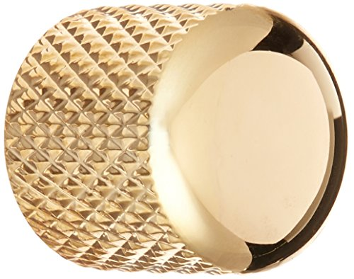 Gold Dome Knobs - WD Music BBKG Brass Dome Knob - Gold