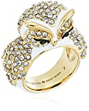 Kate Spade New York Star Bright Owl Ring, Size 7