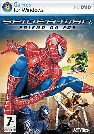 SPIDER-MAN FRIEND OR FOE (PC)