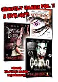 Ghastly Grabs Vol. 2 - 3 DVD Movies (Gorno, Drawing Blood, Inexchange)