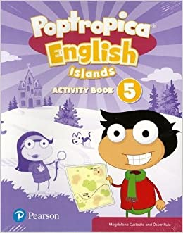 Libro Epub Gratis Poptropica English Islands Level 5 My Language Kit + Activity Book Pack
