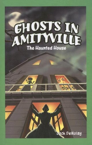 Download Ghosts in Amityville: The Haunted House (JR. Graphic Mysteries) pdf epub