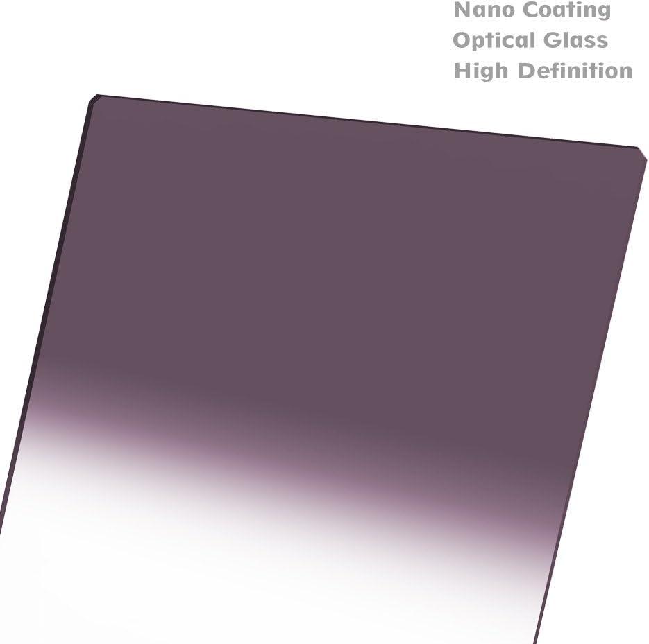 NiSi Black Soft IR GND 16 Ikan Soft Graduated Neutral Density Lens Filter 1.2 100x150