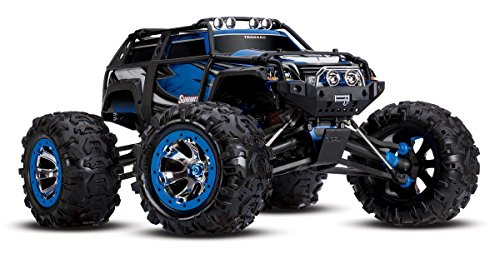 Traxxas-56076-Summit-4WD-Electric-Extreme-Terrain-Monster-Truck-Ready-To-Race-Trucks-110-Scale