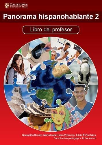 Panorama hispanohablante 2 Libro del profesor (IB Diploma) (Spanish Edition)