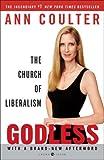 """""""Godless - The Church of Liberalism"""" av Ann Coulter"""