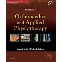 Essentials of Orthopaedics & Applied Physiotherapy - E-Book