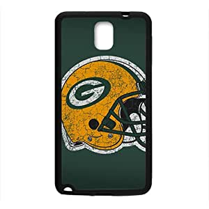 magic Green Bay Packers Phone Case for Samsung Galaxy Note 3 Black