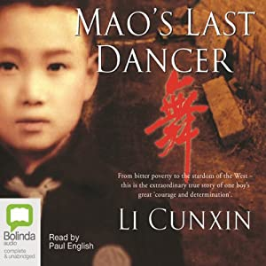 Mao's Last Dancer Audiobook