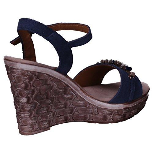 Tamaris 1-1-28348-28-805 - Sandalias de vestir para mujer 805NAVY