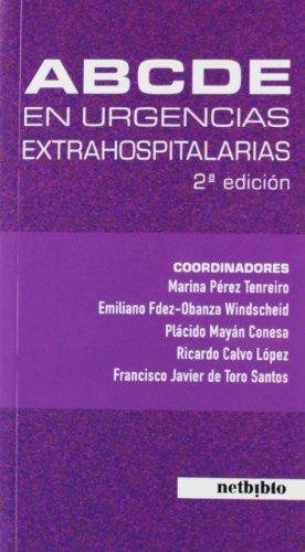 Descargar Libro Abcde En Urgencias Extrahospitalarias ) Aa.vv.